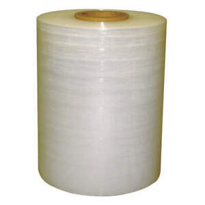 Grainger Approved Stretch Wrap clear 5000 Ft L 12 W 15c018 Clear
