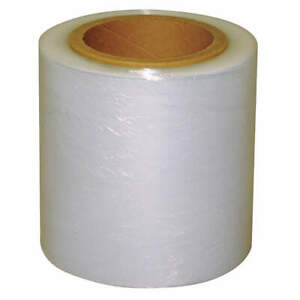 Grainger Approved Stretch Wrap clear 1000 Ft L 5 W pk12 15c017 Clear