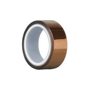 3m Film Tape polyimide amber 2 In X 36 Yd 1205