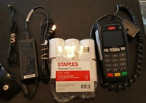 Ingenico Ict250 Credit Card Reader Swipe And Chip Reader With Paper