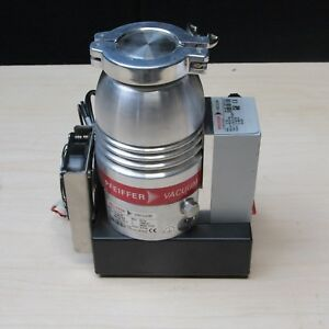 Pfeiffer Hipace 80 Turbo Pump With Tc 110 Pump Controller