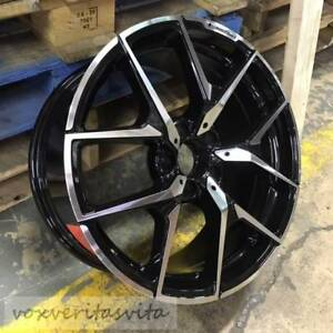 19 2018 New Amg Black Style Wheels Rims Fits Mercedes Benz Cls500 Cls550 Cls55