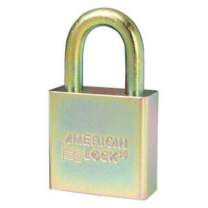 American Lock A5200glnkas10 Government Padlock alike 1 3 4 w pk10