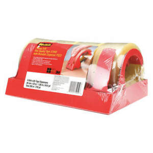 Scotch Handheld Tape Dispenser Kit 2 In pk4 Psd2 Clear