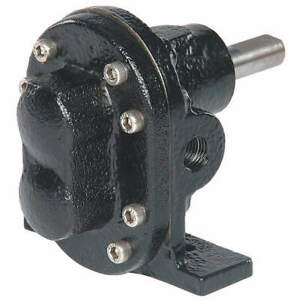 Dayton Rotary Gear Pump Head 1 4 In 1 6 Hp 4khj4