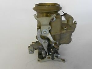 New Holley 21101 Two Barrel Carburetor Ford merc Flathead