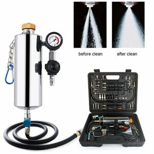 Gx100 Auto Injector Cleaner Non Dismantle Auto Fuel Injection Washing Tool Qc