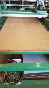 Ez Router Cnc Router Machine Excellent Condition 4 X 8 Table Lots Of Extras