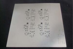 Smt Assembly Stainless Pcb Stencil Manufacturer Pcb Solder Paste Etched