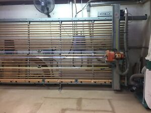Holzher Panel Saw 1205
