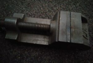 2 1 2 Mill Drill Press Vise Vice For Milling Machinist