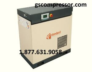 50 Hp Rotary Screw Air Compressor No Expensive Service Contract