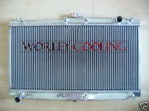 Aluminum Radiator For Mazda Miata Mx5 Mx 5 Mt 1998 2005 98 99 00 01 02 03 04 05