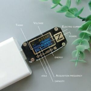 Multifunctional Usb Pd3 0 Qc4 0 Pps Tester Voltage Meter Micro oscilloscope Zp
