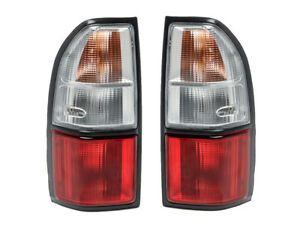 Tail Lights Toyota Land Cruiser Prado 90 1996 1997 1998 1999 2000 2001 2002 Pair