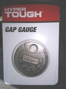 Spark Plug Gap Gauge Hyper Tough Brand Nip