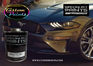 Ford Magnetic Paint Code J7 Urethane Based Automotive Mustang