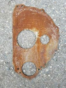 65 Galaxie 1965 352 Fe Engine To Transmission Spacer Plate