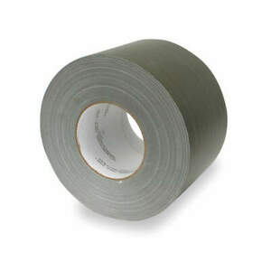 Ability Vinyl Coated Cloth Waterproof Tape 4 In X 60 Yd 7510 00 890 9875 Gray