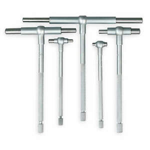 Mitutoyo Telescoping Gage Set 5 Pc 0 500 To 6in 155 904