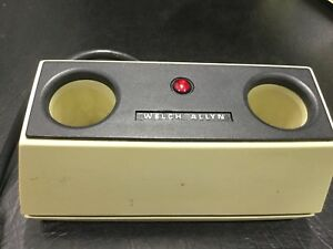 Welch Allyn Model 71110 Desk Charger For Otoscope Opthalmoscope Handles Unita kp
