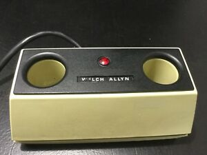 Welch Allyn Model 71110 Desk Charger For Otoscope Opthalmoscope Handles Unitb kp