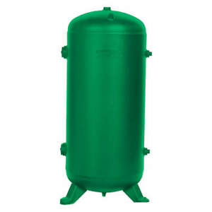 Speedaire Steel Air Tank stationary 200 Psi 30 Gal vert 1tzz6