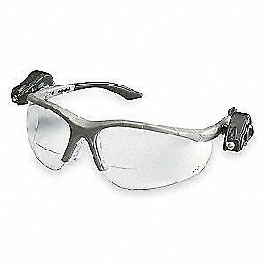 3m Bifocal Safety Read Glasses 2 50 clear 11479 00000 10