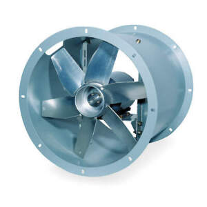 Dayton Direct Drive Tubeaxial Fan 12 In 115v 4tm80