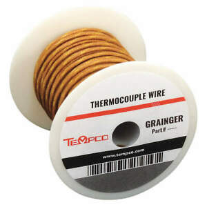 Tempco Thermocouple Lead Wire j 20awg sol 250ft Tcwr 1010
