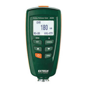 Extech Coating Thickness Tester electronic Cg204