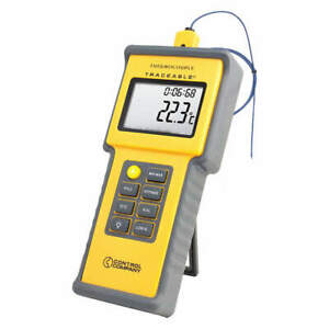 Traceable Thermocouple Thermometer 1 Input type K 4015