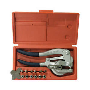Roper Whitney Hole Punch Kit 13 16 Ga Steel 5 Kit