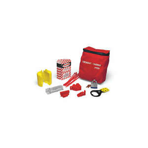 Portable Lockout Kit pouch 18 Components Lkelo