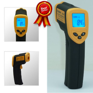 Nubee Temperature Gun Non contact Digital Laser Infrared Ir Thermometer Sale Now