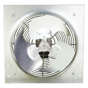 Dayton Exhaust Fan 12 In 889 Cfm 10d954