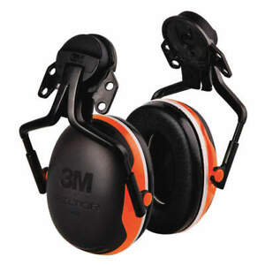3m Ear Muffs hard Hat Mounted nrr 25db X4p5e or