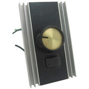 Dayton Speed Control adjustable rotary 120v 8a 22pp73