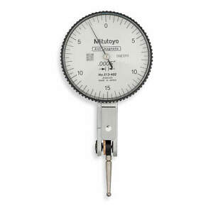 Mitutoyo Dial Test Indicator hori 0 To 0 030 In 513 402 10e