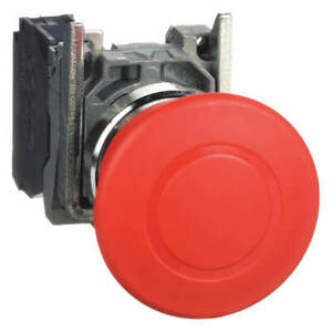 Emergency Stop Push Button red Xb4bt842