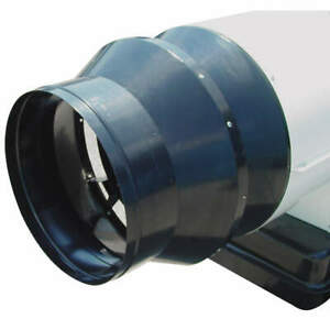 Duct Outlet Adaptor For Heater Ar310
