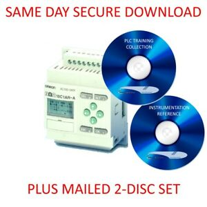 Omron Plc Training Course Manuals Software Trainer Automation Lessons
