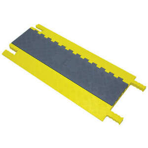 Power First Polyurethane Cable Protector hinged 5 Channels 3 Ft 32rx20