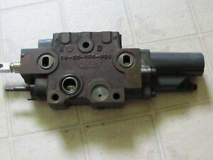 Used Case New Holland Tractor Valve 86018022 16 02 052 918 Case Mark