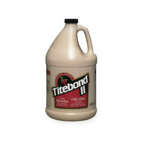 Titebond Wood Glue dark 1 Gal brown 3706 Brown