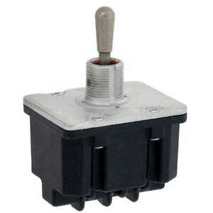 Honeywell Toggle Switch 4pdt 15a 277v screw 4tl1 3d