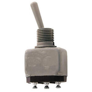 Honeywell Toggle Switch spst 5a 120v solder Lug 1tw1 2