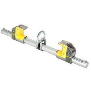Msa Stainless Steel Sliding Beam Anchor temp 4 To 13 1 2 In 10144431