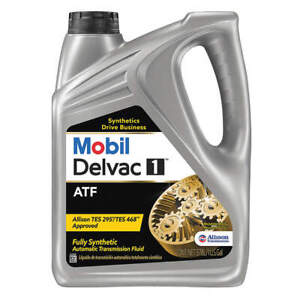 Mobil Delvac Syn Atf 1 Gal 122062 Red