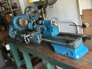 Vintage Atlas Press Metal Lathe used